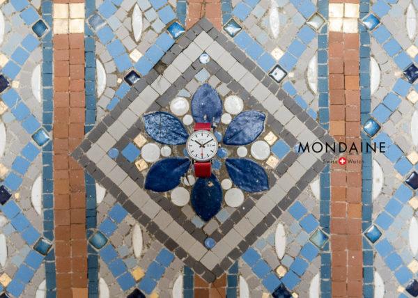 Montre Mondaine à Deauville