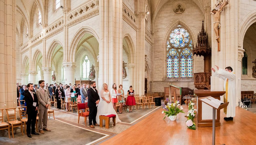 assemblage d'image mariage cérémonie
