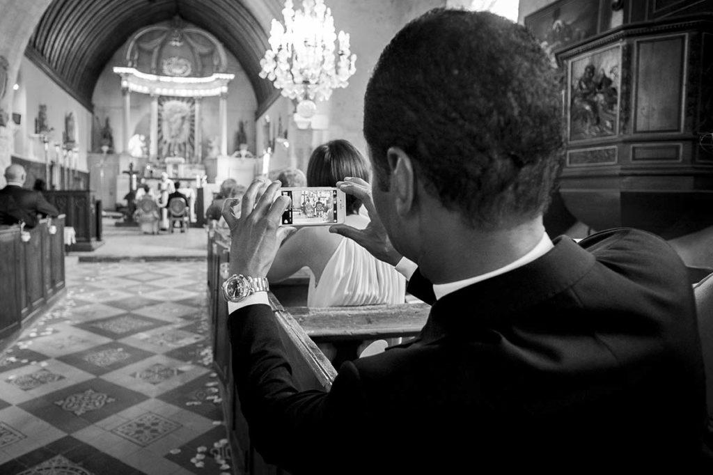 Photo mariage cérémonie