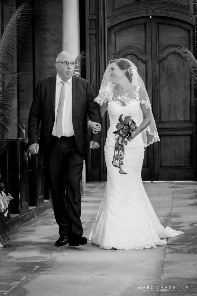 mariage abbaye de Juaye Mondaye
