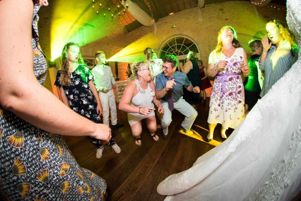 danse mariage humour dancefloor