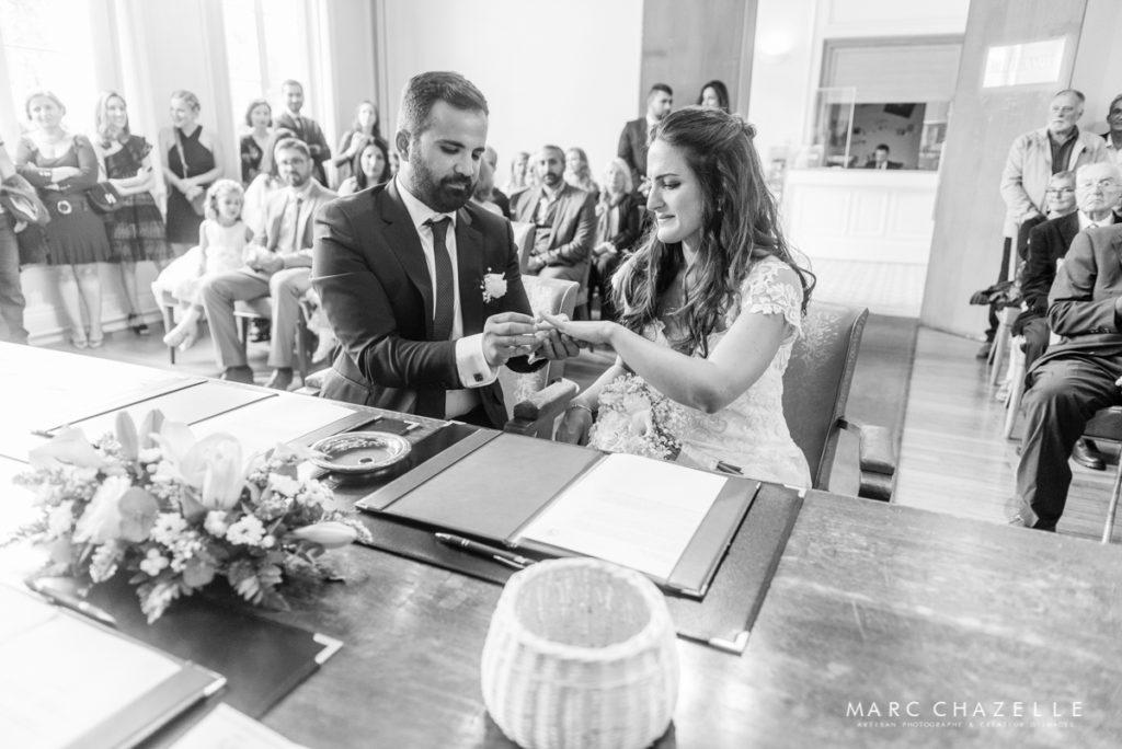 Mariage civil - Mairie de Sainte adresse