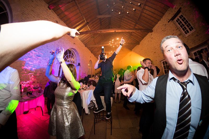 photographe soirée dansante mariage