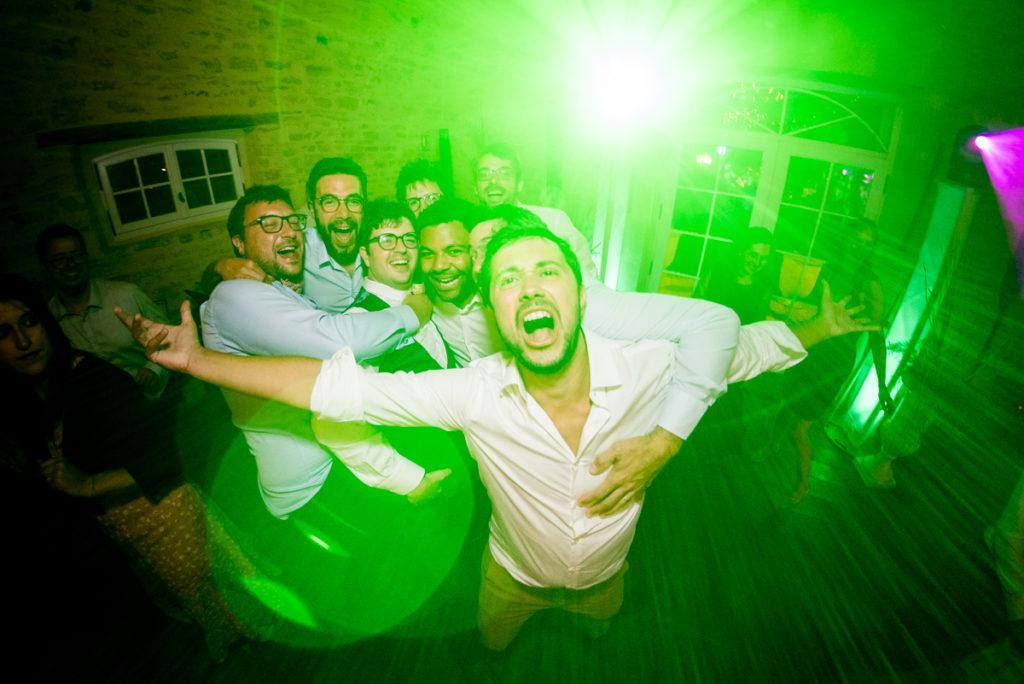 soirée mariage groupe danse