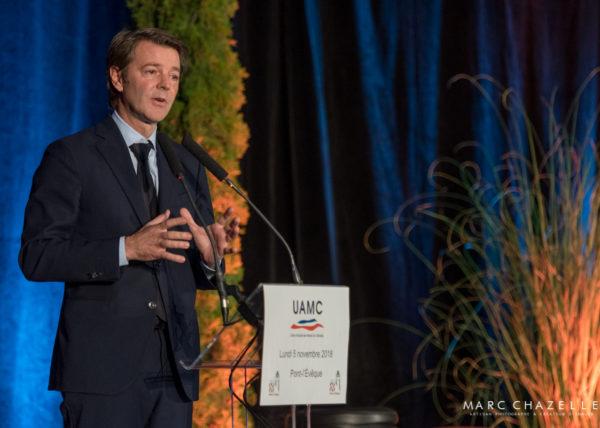 Francois Barouin UAMC 2018