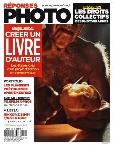 Magazine réponse photo en acces illimité