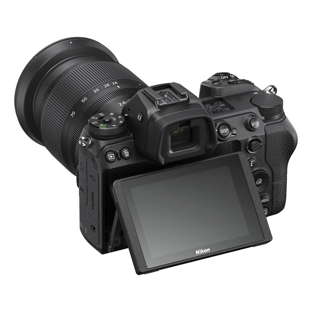 Nikon Hybride Z