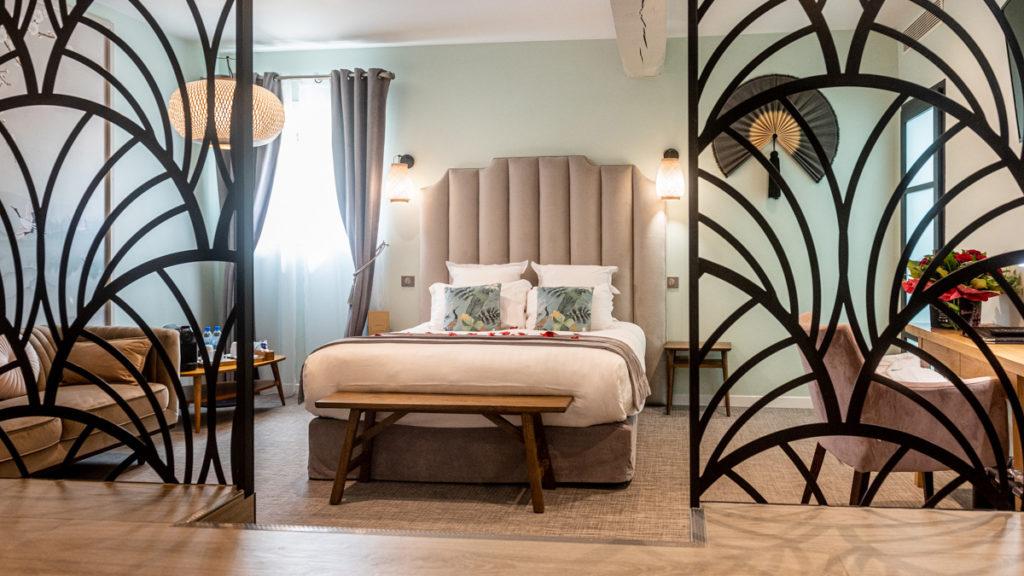 Chambre Hotel en Normandie