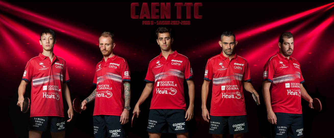 Visuel du Caen TTC