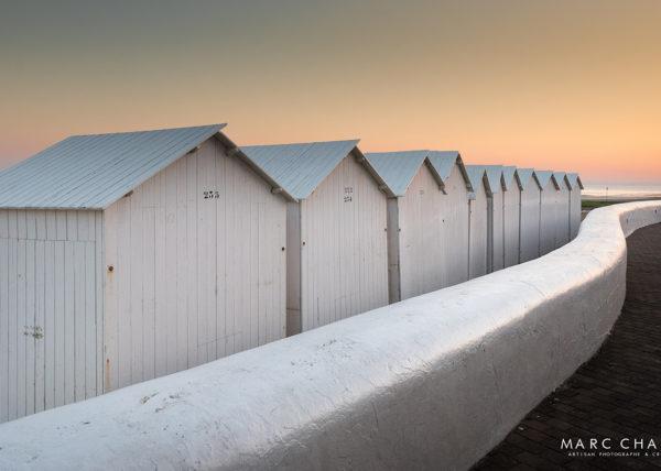 cabines de plage de villers sur mer