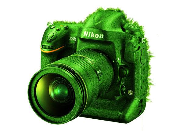 Nikon Vert Transition écologique