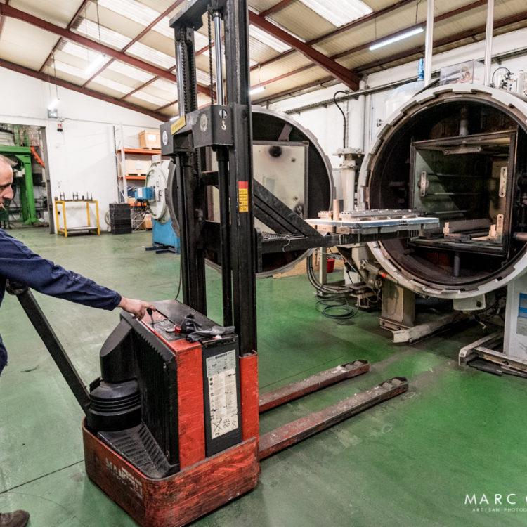 photographie industrielle marc chazelle spécialiste du reportage industriel