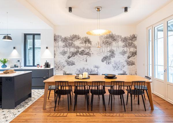 cuisine Villa Deauville Airbnb Booking
