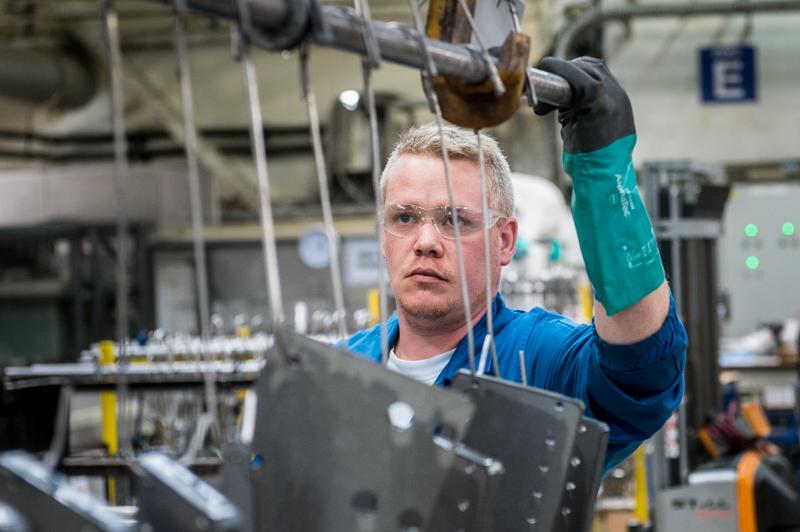 La photo industrielle, valorisez les savoir-faire des ouvriers